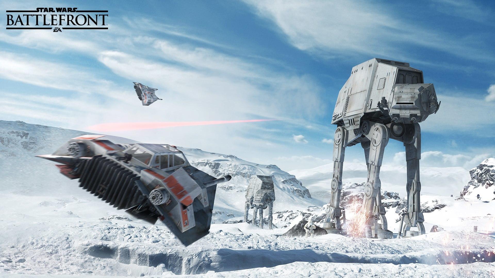 Звездные войны Battlefront на обои скачать