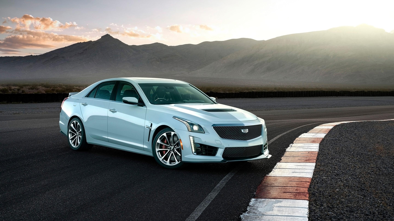 2018 Cadillac cts v ледник металлическое издание обои скачать