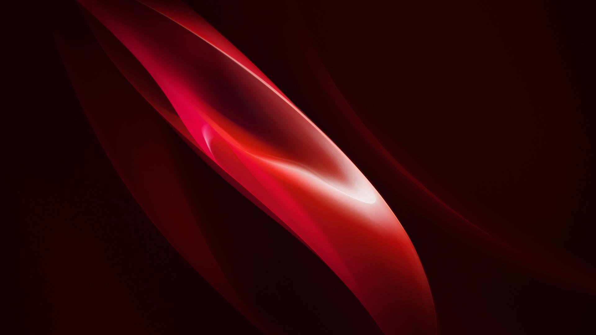 Красный шток тесемки oppo r15 обои скачать