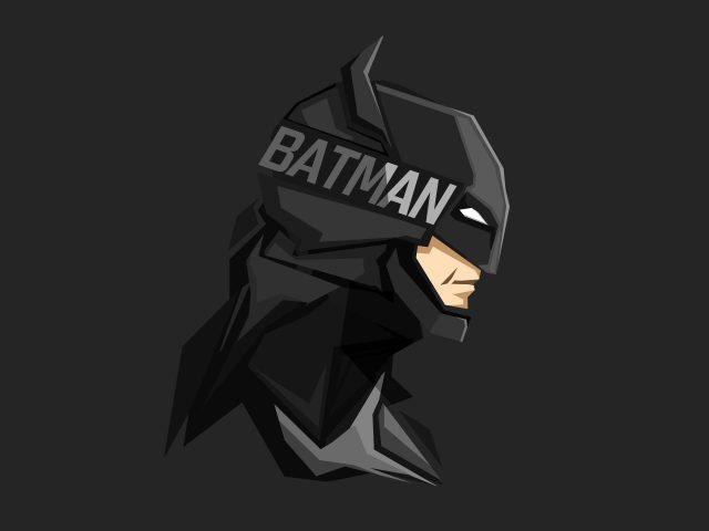Бэтмен минимальный художественное произведение