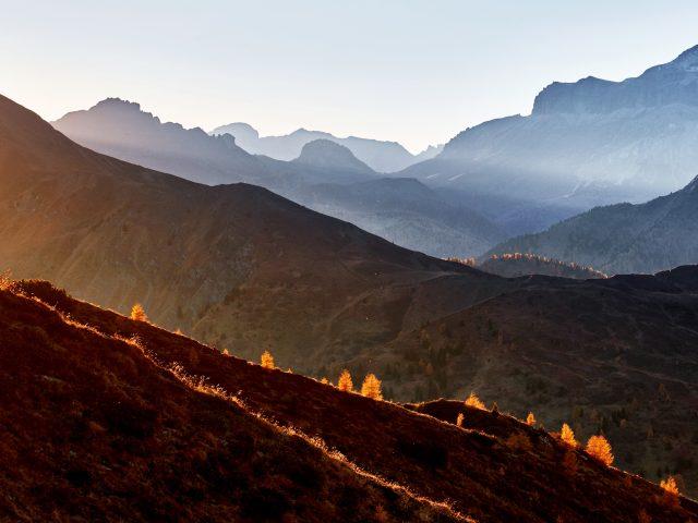 Бесплатный проход в горах