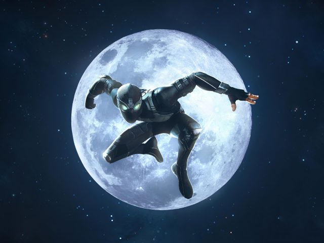 Marvel contest of champions night spider-man