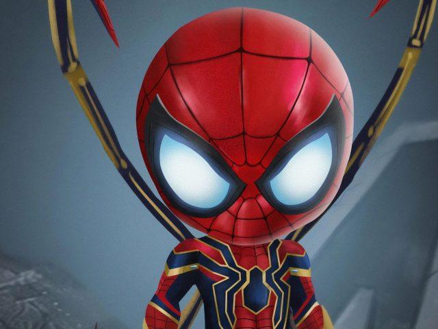Чиби Человек-паук