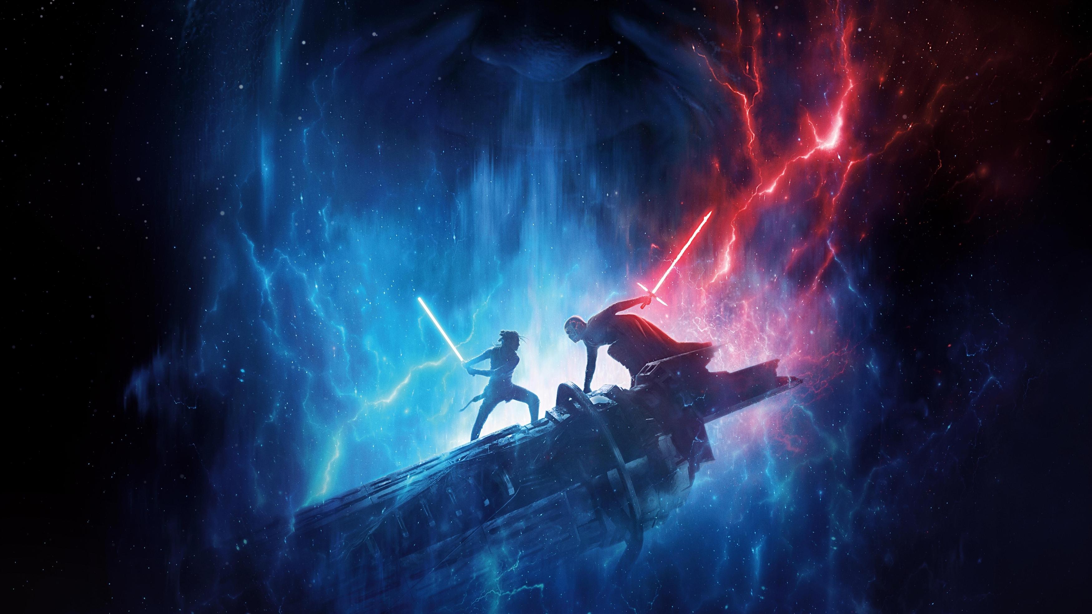 Звездные войны The rise of skywalker 2019 обои скачать