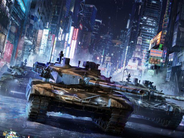 Игры танковые войны.