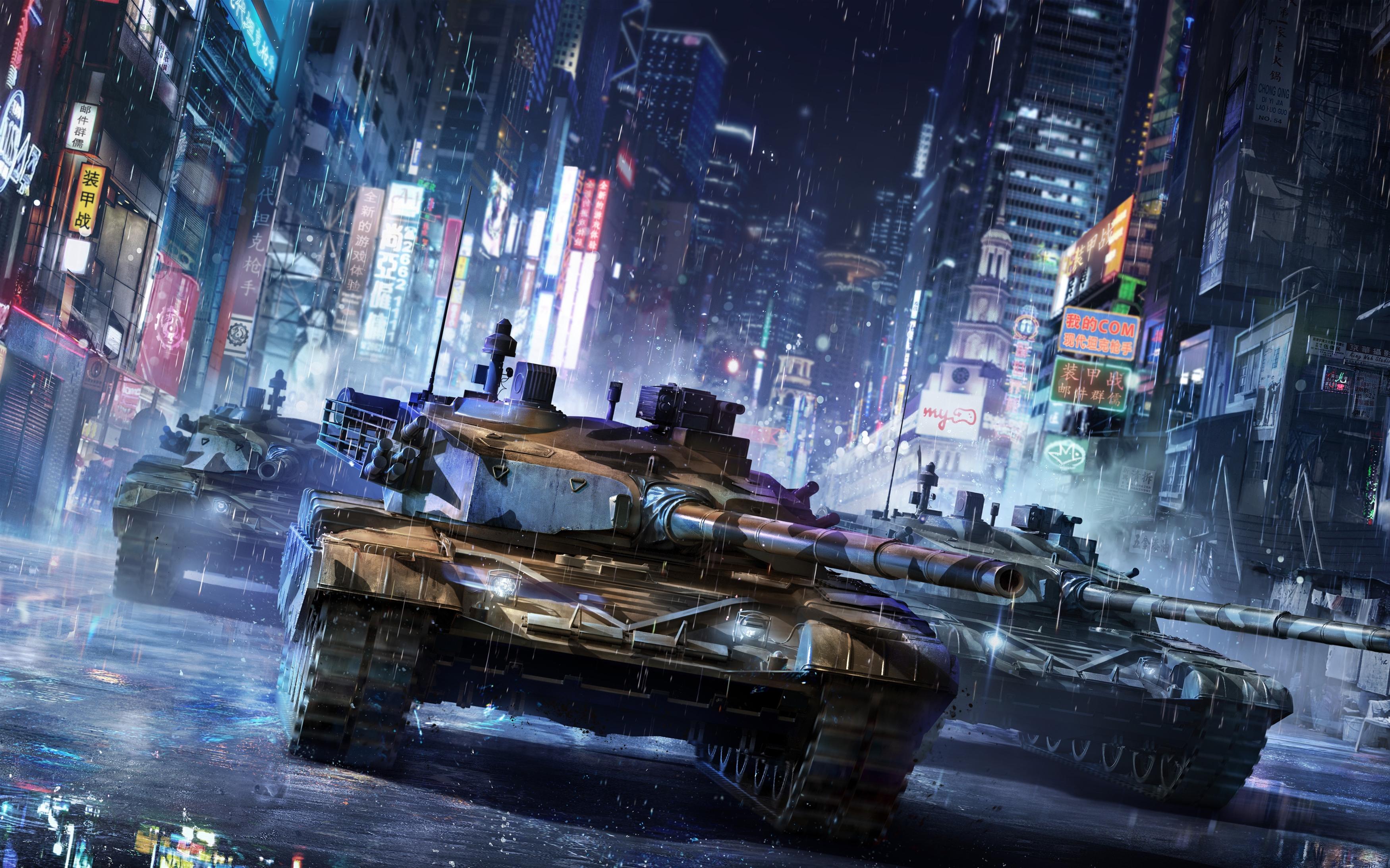 Игры танковые войны. обои скачать