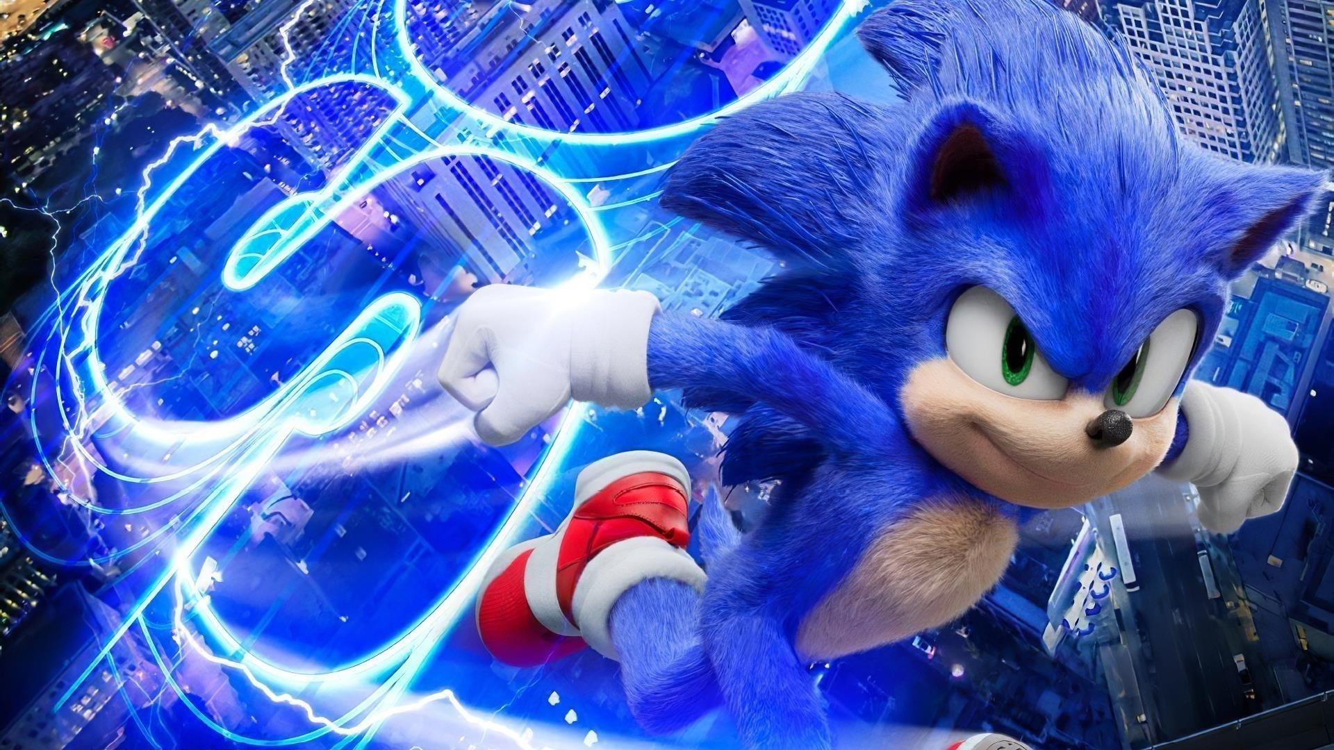 Sonic the hedgehog 5 обои скачать