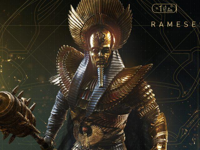 Кредо убийцы происхождение Рамсеса II