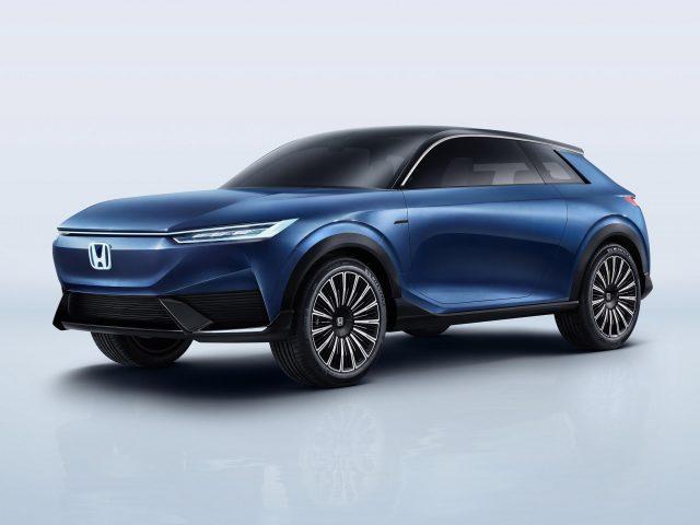 Honda suv concept 2020 автомобили
