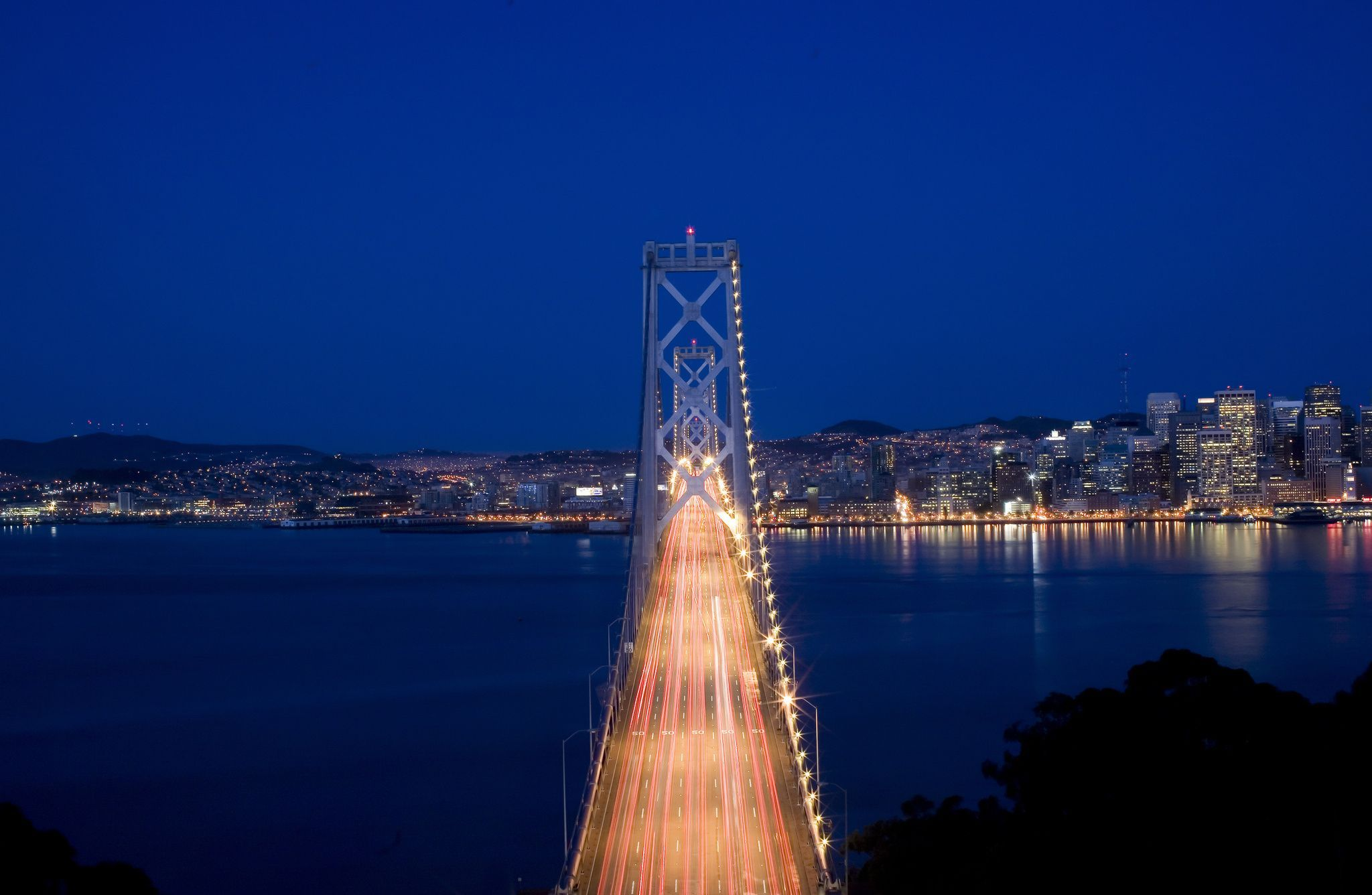 США, Калифорния, Сан-Франциско, город обои скачать