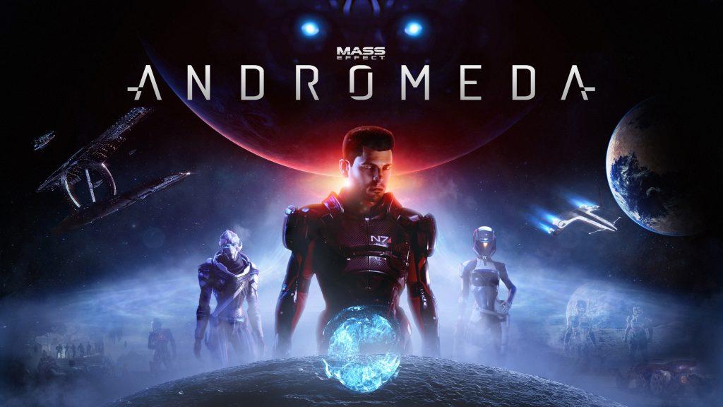 Mass effect andromeda 2017. обои скачать