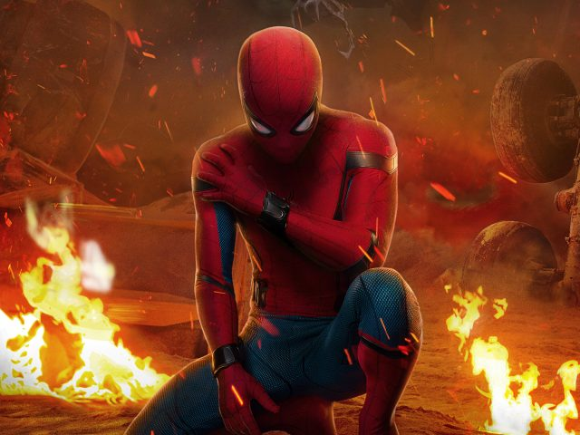 Человек-паук возвращение IMAX Китай