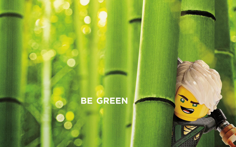 Ллойд зеленым Лего ниндзяго обои скачать