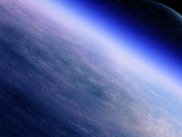 Горизонт атмосферы Земли
