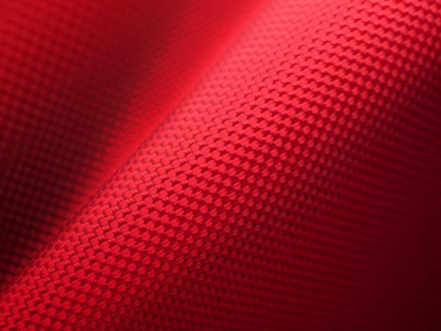 Красный нейлона холст ткань.