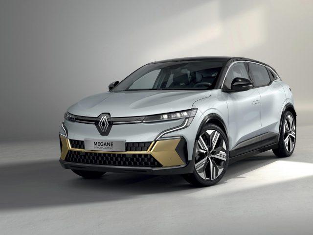 Автомобили renault megane e tech electric 2021 года выпуска