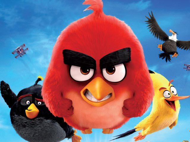 Злые птицы фильм.
