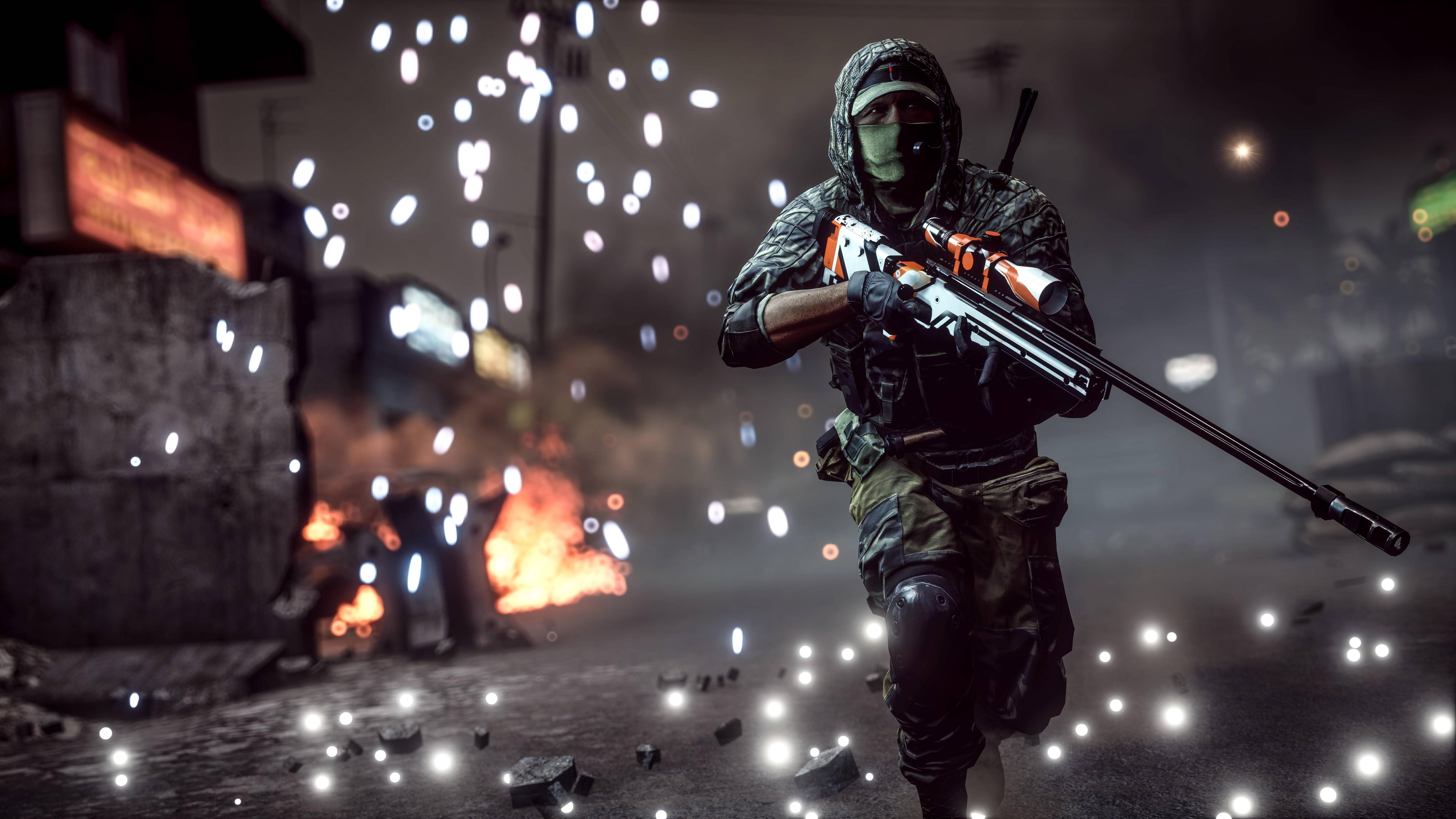 В Battlefield 4 обои скачать