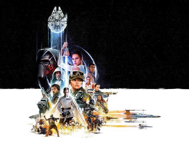 Празднование Звездных войн