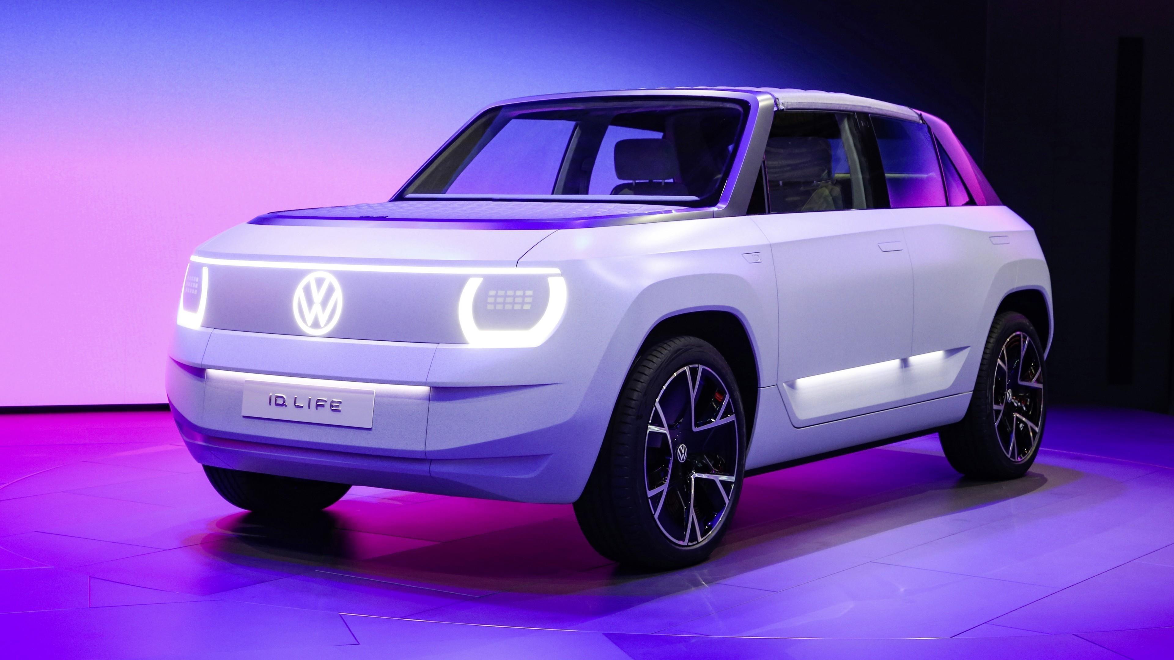 Volkswagen дикая природа 2021 2 автомобиля обои скачать