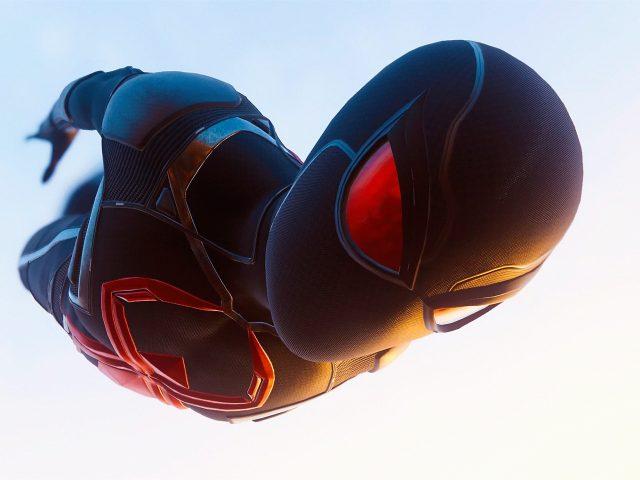 Человек-паук как Железный Паук