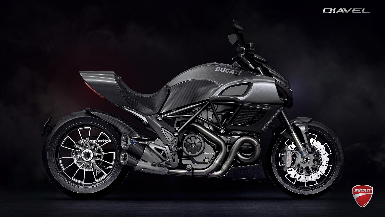 Ducati diavel sport-cruiser bike обои скачать