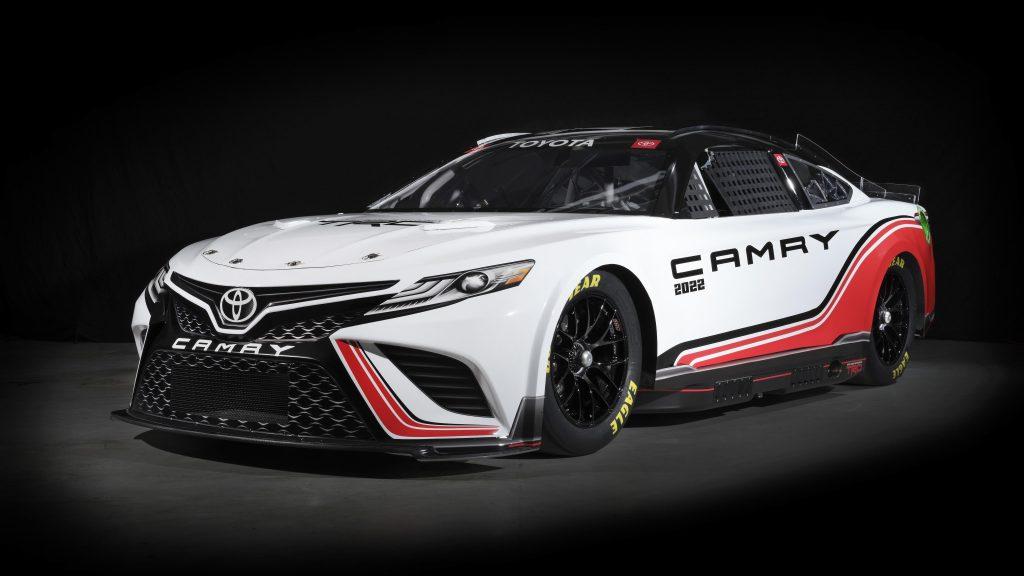 Toyota trd camry гоночный автомобиль nascar 2021 автомобили обои скачать