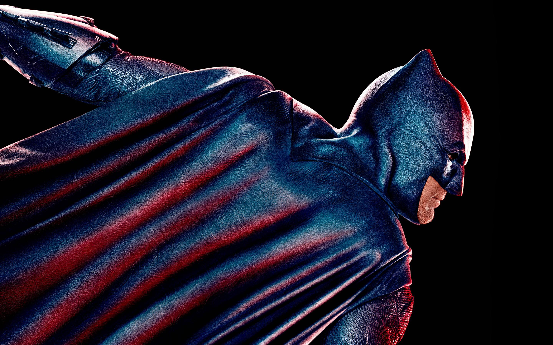 Бэтмен в Лиге справедливости обои скачать