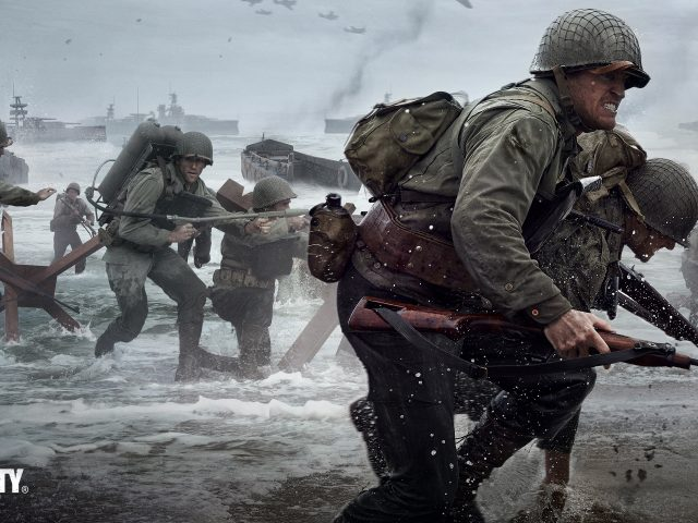 Call of duty wwii.