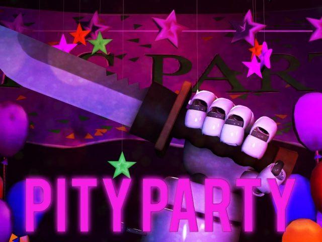 Жалкая вечеринка пять ночей в сестринской локации Фредди Фнаф