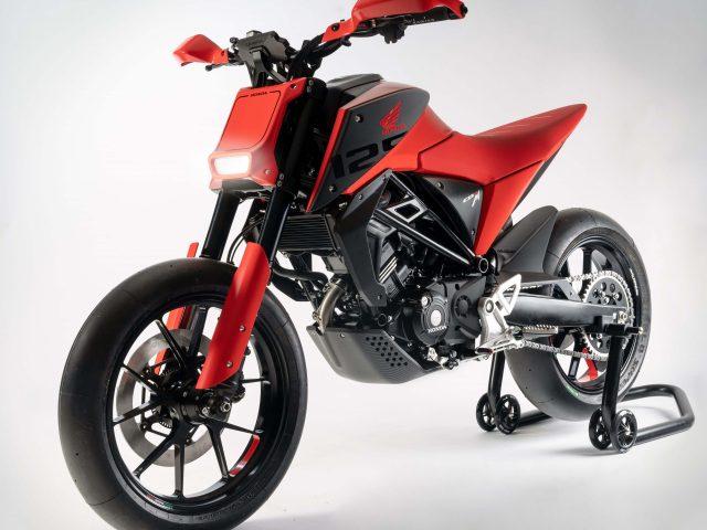 Honda cb125 M концепция eicma 2018
