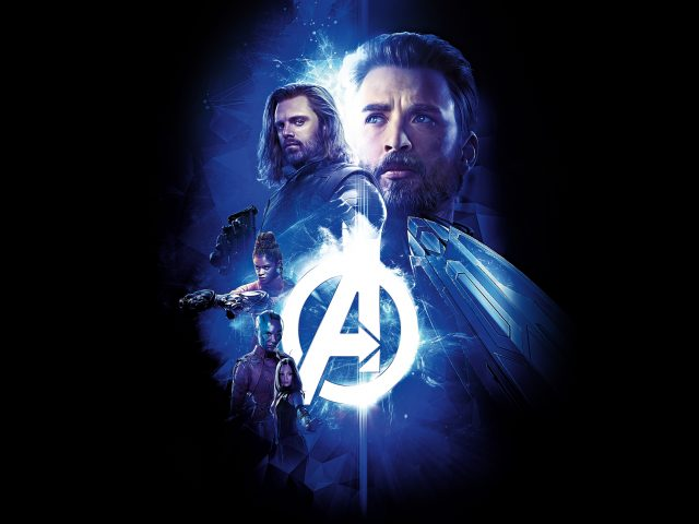 Мстители бесконечная война, Капитан Америка зимний солдат туманность богомол сюрикен
