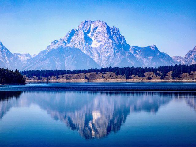 Голубые горы пейзаж