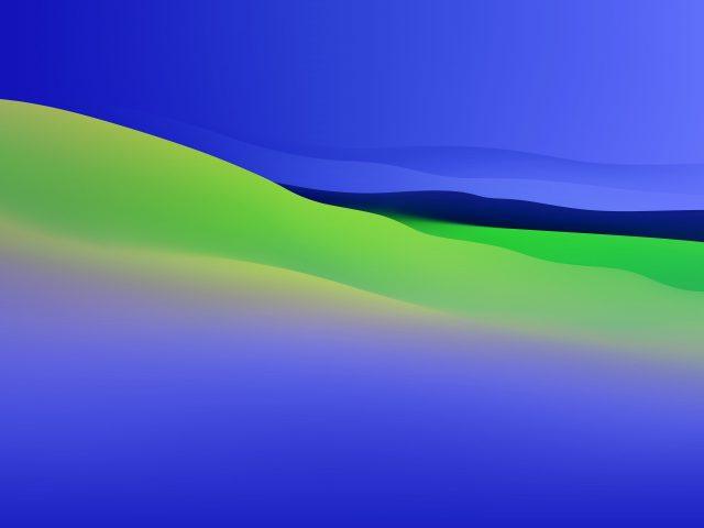 Абстрактные цвета