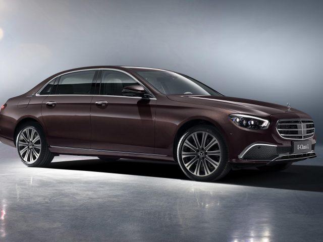 Коричневые автомобили mercedes-benz e 350 l exclusive line 2020