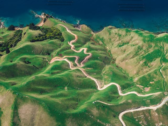 Прибрежный горный хребет