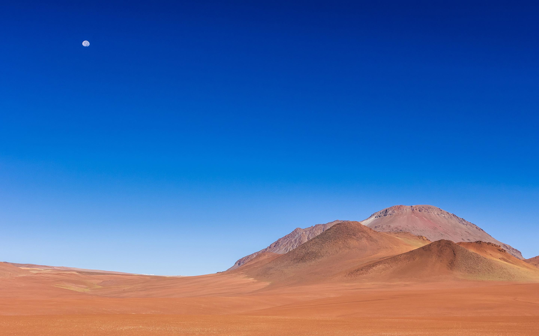 Пейзаж ясного неба. обои скачать