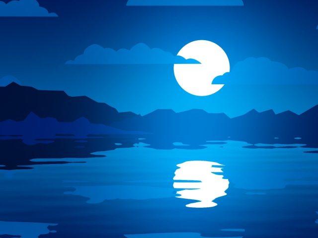 Лунные отражения
