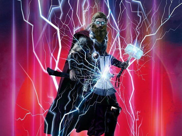 ТОР в эндшпиле Мстителей