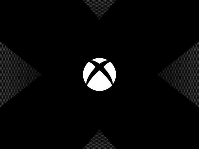 Xbox один х логотип