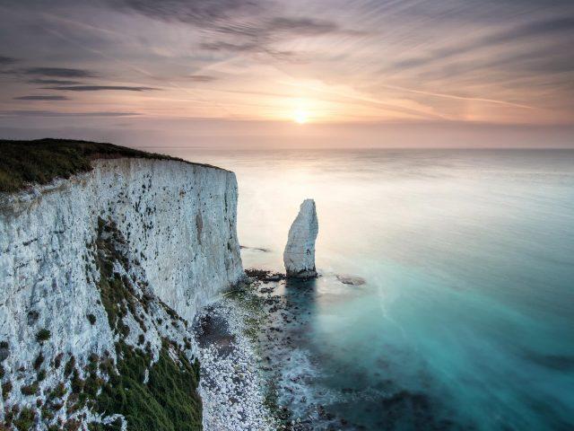 Пляж камни скалы