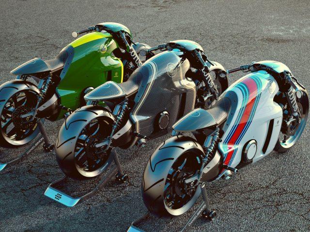 Лотос С01 мотоцикл супербайк оказать