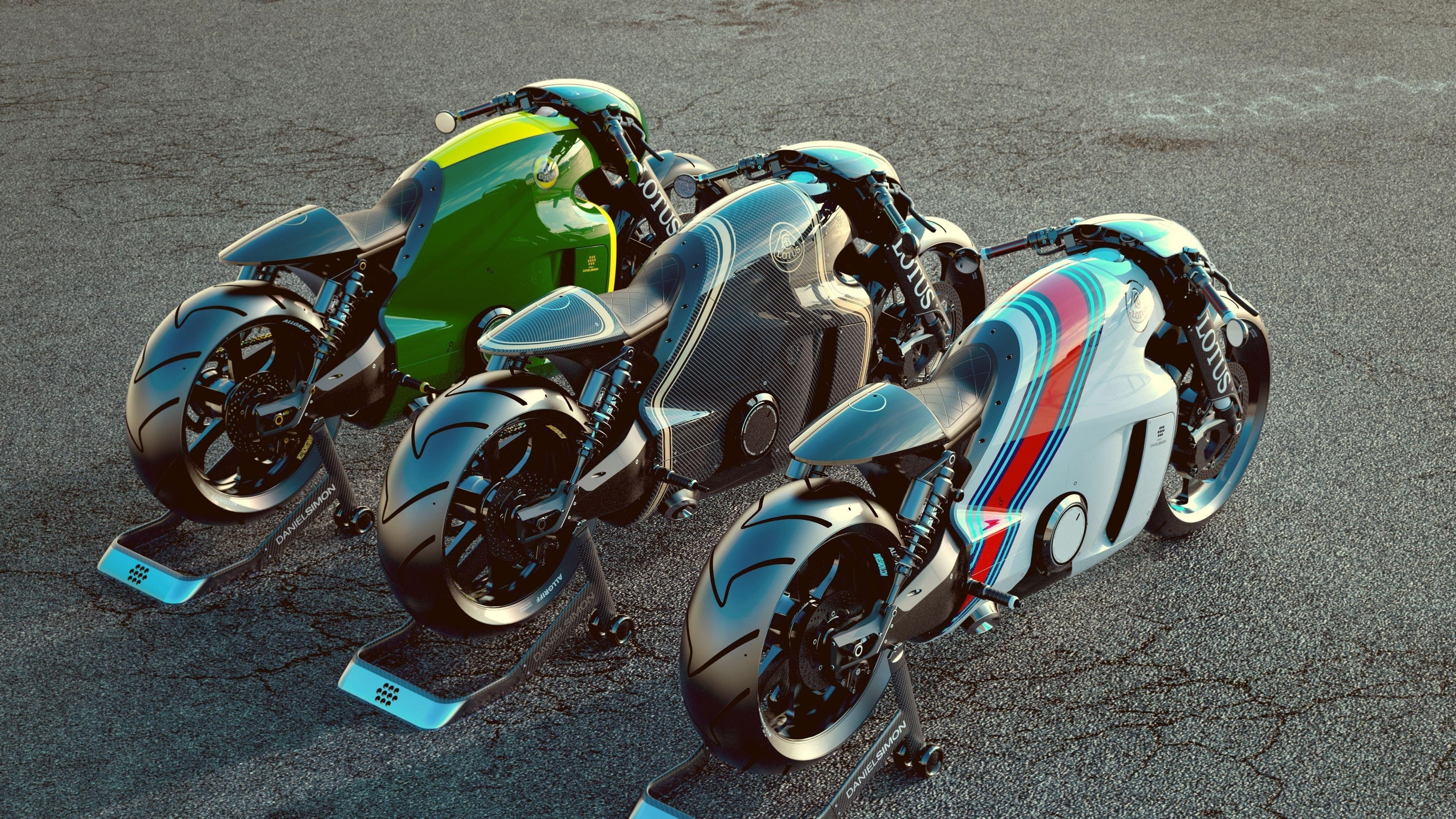 Лотос С01 мотоцикл супербайк оказать обои скачать