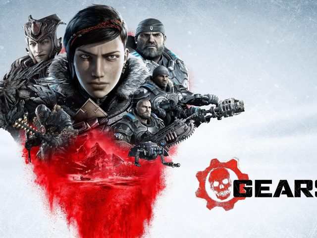 Gears 5 xbox one game 2019