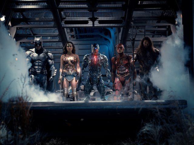 Лига справедливости супергерои.