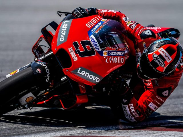 Компания Ducati Corse в MotoGP в 2019 велосипед