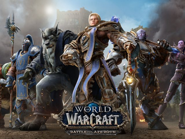 World of warcraft Альянс