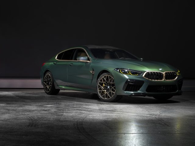 Bmw m8 gran coupé first edition 2020 автомобили