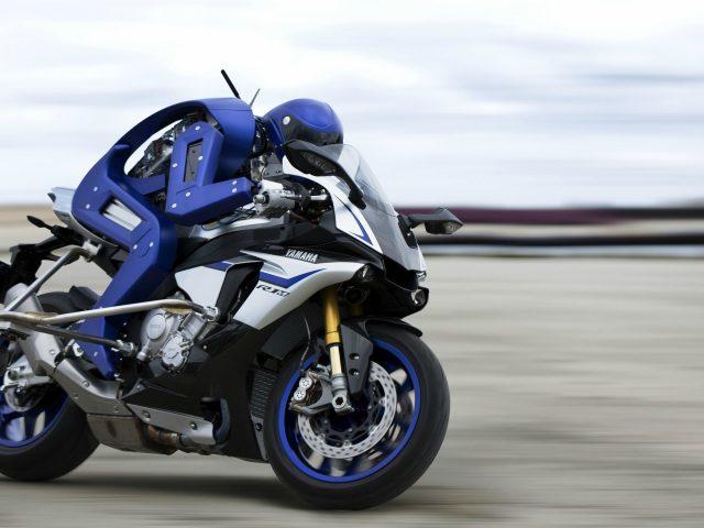 Ямаха названием motobot автономный r1m по.