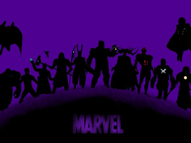 Суперзлодеи marvel